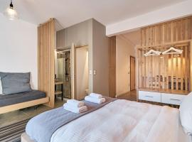 NakosHomes Luxury Studio Apartment, accessible hotel in Athens