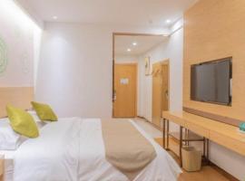 GreenTree Inn Lanzhou Yuzhong County Business Hotel, отель в городе Ланьчжоу