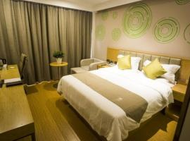 GreenTree Inn Xingtai Julu County Fengqing Road Business Hotel, hotel in Xingtai