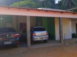 Aptos jabarana, guest house in Icapuí
