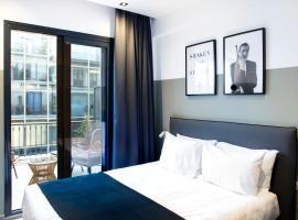 PAME Paradiso, hotell i Aten
