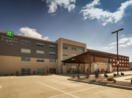 Holiday Inn Express & Suites - Mount Vernon, hotel in Mount Vernon