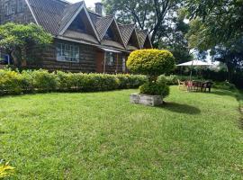 Hudsons Inn, hotel in Nakuru