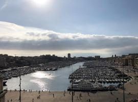 New Hotel Le Quai - Vieux Port, hôtel à Marseille