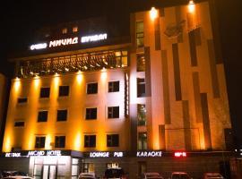 Michid hotel, hotel a Ulaanbaatar
