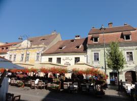 Pension Casa Frieda, guest house in Sibiu