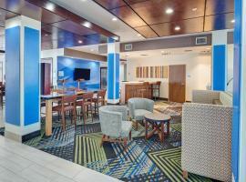 Viesnīca Holiday Inn Express - El Paso - Sunland Park Area, an IHG Hotel pilsētā Elpaso