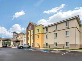 MainStay Suites Spokane Airport, hotel in Spokane