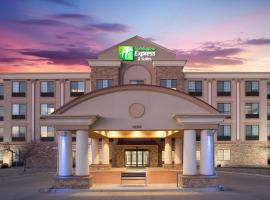 Holiday Inn Express Hotel & Suites Fort Collins, hotel near New Belgium Brewing Company, Fort Collins