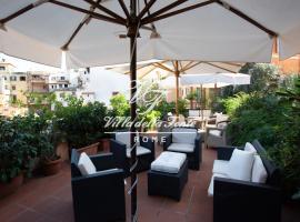 Villa della Fonte, hotel near Piazza di Santa Maria in Trastevere, Rome