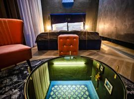 Noble Boutique Hotel - Adults Only, hotel in Budapest