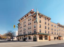 The Plaza Hotel a Trademark Collection by Wyndham, family hotel in Kamloops
