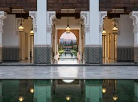 The Oberoi Marrakech, отель в Марракеше