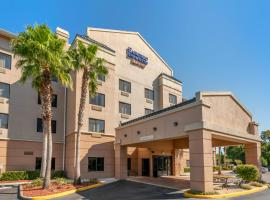 Fairfield Inn and Suites Holiday Tarpon Springs, hotel in Holiday