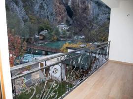 Villa Bunski biser, hotel poblíž Mezinárodní letiště Mostar - OMO, Blagaj