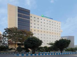 Holiday Inn Express Hyderabad HITEC City、ハイデラバードのホテル