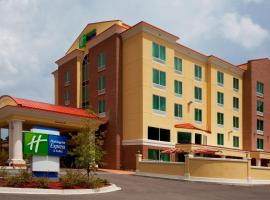 Holiday Inn Express Hotel & Suites Chaffee - Jacksonville West, an IHG Hotel, hotel in Jacksonville