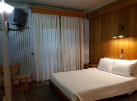 Hotel Nordeste Shalom, hotel in Bragança
