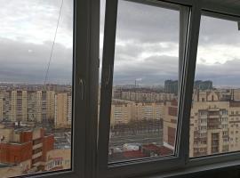 5минут до метро, hotel with pools in Saint Petersburg