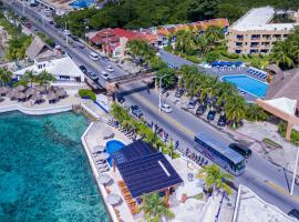 Casa del Mar Cozumel Hotel & Dive Resort، منتجع في كوزوميل