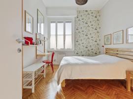 B&B San Calocero-private bathroom- WI-FI, bed & breakfast a Milano