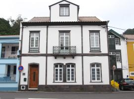 Casa Galante, hotel nas Furnas