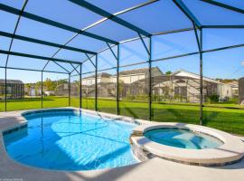 Sonoma Resort 7 Bedroom Vacation Home with Pool 1849, hotel in Kissimmee