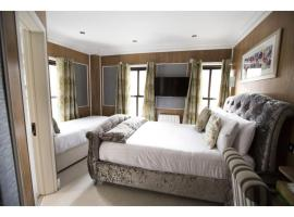 Cheshire Hotel Central London, hotel in Bloomsbury, London