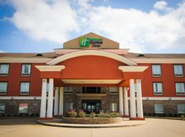 Holiday Inn Express Hotel & Suites Nacogdoches, an IHG Hotel, hotel in Nacogdoches