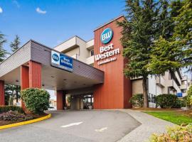 Best Western Cascadia Inn, hotel near Snohomish County Airport - PAE, Everett