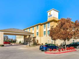 Comfort Inn and Suites Van Buren - Fort Smith, hotel in Van Buren