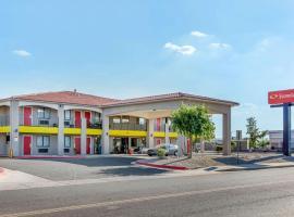 Econo Lodge West Albuquerque, motel in Albuquerque