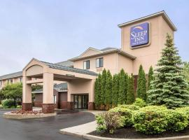 Sleep Inn & Suites Queensbury - Glens Falls, hotel near Six Flags Great Escape Lodge, Queensbury