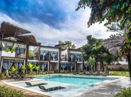 Bird of Paradise, hotell i Panglao