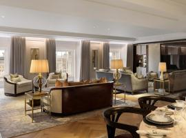 Four Seasons Residences London at Ten Trinity Square, hotel near London Bridge, London