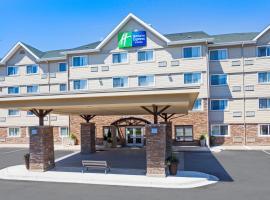 Holiday Inn Express Hotel & Suites Uptown Fredericton, an IHG Hotel, hôtel à Fredericton