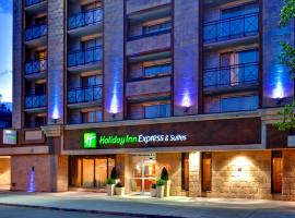 Holiday Inn Express and Suites Calgary, hotel in Calgary