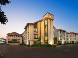 Holiday Inn Express Hotel & Suites Santa Clara - Silicon Valley, hotel near Children's Discovery Museum of San Jose, Santa Clara