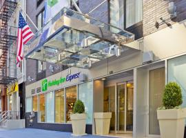 Holiday Inn Express - Wall Street, an IHG hotel, hotel near Statue of Liberty, New York