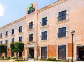 Holiday Inn Express Oaxaca - Centro Historico, an IHG hotel, отель в городе Оахака-де-Хуарес