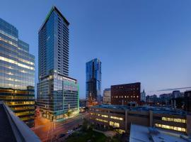 Holiday Inn Hotel & Suites - Montreal Centre-ville Ouest, hotel in Montreal