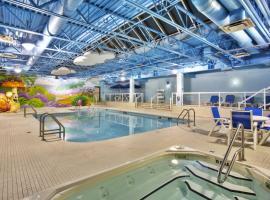 Holiday Inn Express Winnipeg Airport - Polo Park, an IHG Hotel, hotel in Winnipeg