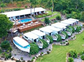 Freedom Shores, resort in Cannon Valley