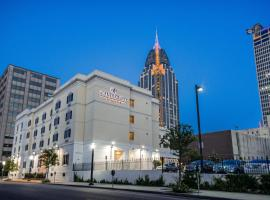 Candlewood Suites Mobile-Downtown, hotel in Mobile