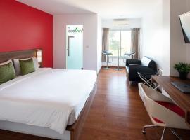 Eco Inn Prime Mae Sot, hotel in Mae Sot