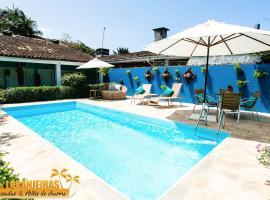 Canto das Laranjeiras Villa, hotel in Guarujá