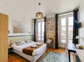 Hotel Cote Basque, hôtel à Bayonne