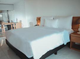 Nagomi Suites, отель в Джакарте