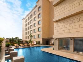 Holiday Inn Agra MG Road, hotel in Agra