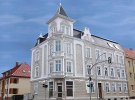 Hotel Hanseat Stralsund, hotel in Stralsund